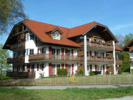 3-Zimmer EG-Wohnung schöne Lage, barrierefrei (15 Autominuten nach Murnau)
