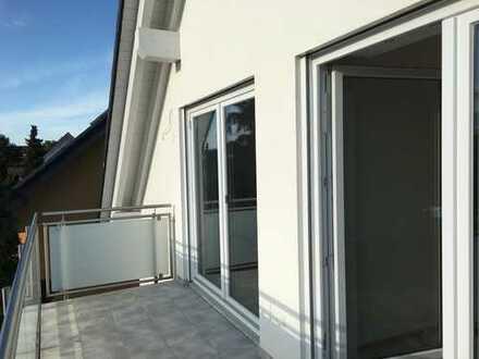 Freundliche 5-Zimmer Maisonette-Wohnung mit Einbauküche und 2 Balkons in Heidelberg