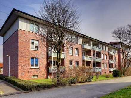 Lünen-Süd: Familiengerechte 3-Zimmerwohnung mit Balkon!Ab Februar 2019!