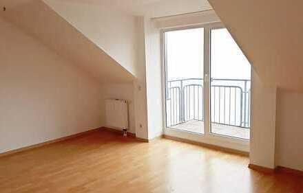 Gepflegte 3 - Zimmerwohnung mit Balkon im beliebten Kirschgarten - bezugsfrei ab 01.06.2019