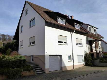 Attraktives Mehrfamilienhaus in ruhiger Lage / Gundelfingen-Wildtal