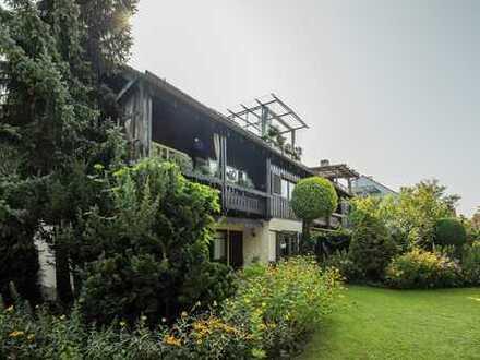 Ein Haus im Haus! Traumhafte Maisonette bei München