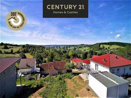 Traumhaftes Baugrundstück mit Fernblick in Ottweiler Betzelhübel