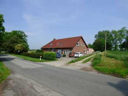 Sande 2065 - Doppelhaus in Alleinlage - Resthof