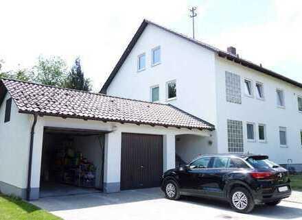 Gepflegte 4-Zimmer-Wohnung in ruhiger Lage in Deisenhausen