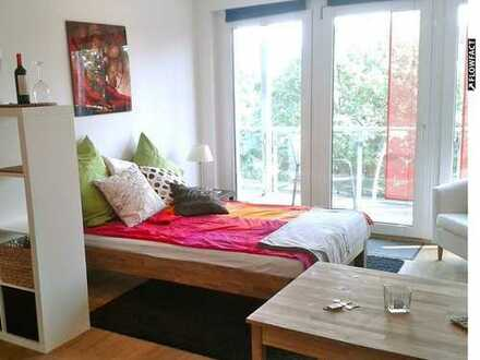 Modern möbliertes Apartment - löffelfertig