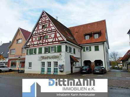 Gemütliche 2- Zimmer Wohnung in Winterlingen
