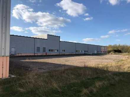 Produktionsgebäude, Lebensmittelindustrie, mit PV-Anlage, Super Investment