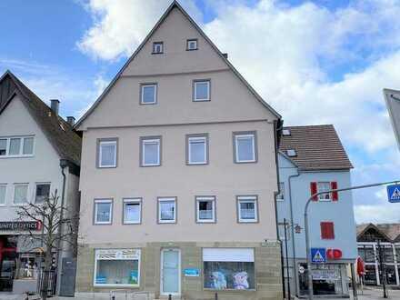 Liebevoll renoviertes Wohn- und Geschäftshaus! Super Kapitalanlage!