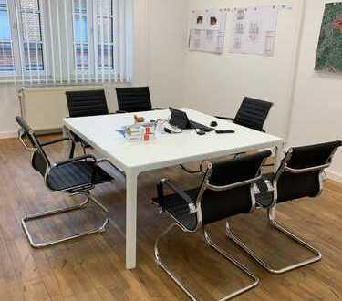 Repräsentative Bürofläche in 1 a Lage zu vermieten mit sehr guter Frequenz