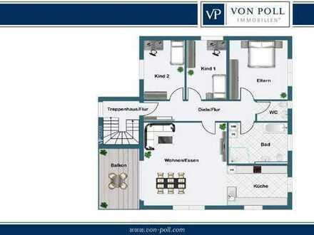 Hochwertige 4 Zimmer Neubauwohnung!