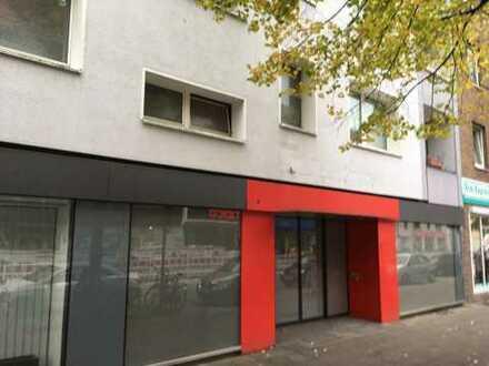 Nordstadt - E-Damm: Gewerbefläche der ehemaligen Sparkassenfiliale