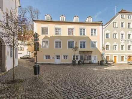 Top sanierte 3-Zimmer Wohnung im Idyllischen Stadtteil Hals!