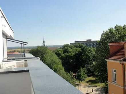 Über den Dächern der Stadt! - Exklusive Ausstattung im klimatisierten Dachgeschoss! - Erstbezug!
