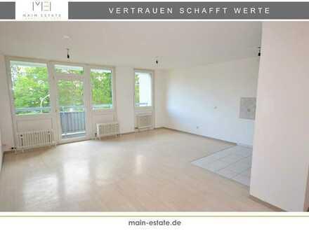 - IHRE NEUE KAPITALANLAGE - 1-Zimmer-Wohnung mit Loggia in attraktiver Wohnlage von Hanau