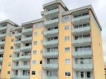Kapitalanlage oder Eigennutzung! Schöne und helle 3 Zimmer Wohnung mit attraktiver Loggia in Pulheim