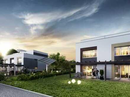 Großzügiges Reiheneckhaus mit Garten + Dachterrasse
