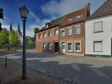 Reihenmittelhaus mit ca. 110 m² Wohnfläche in Toplage in Xanten Innenstadt
