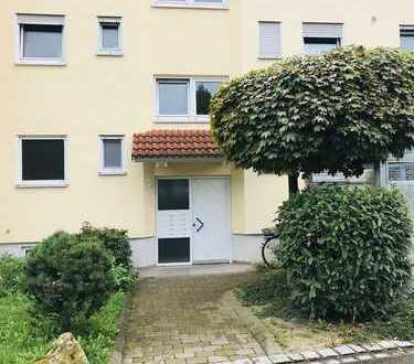 schöne 3 Zimmer-Erdgeschosswohnung im Landkreis Dillingen