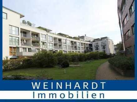 Moderne Eigentumswohnung mit Tiefgaragenstellplatz in ruhiger Lage von Hamburg-Eppendorf