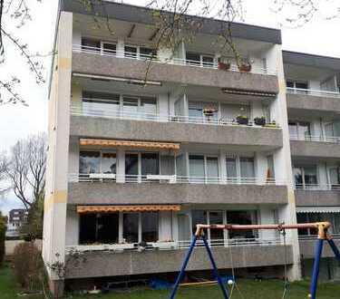 Preiswerte, gepflegte 5-Zimmer-Maisonette-Wohnung mit Balkon in Bochum