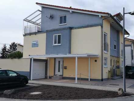 Doppelhaushälfte in Stadtnähe mit vielen Extras und Domblick