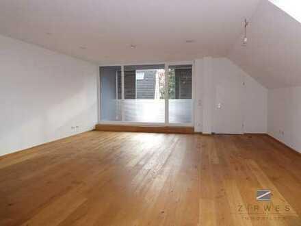 Außergewöhnliche, großzügig geschnittene Wohnung für Singles oder Pärchen in Rondorf
