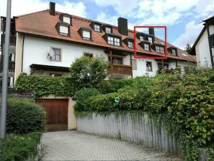 Zentrale 3-Zimmer-Maisonette Wohnung in Pfaffenhofen an der Ilm (Kreis), Pfaffenhofen an der Ilm