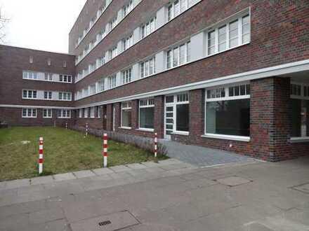 Modernisierte 2 Zimmer-Wohnung in Hamburg-Wandsbek