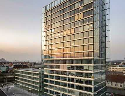 Gewerbe-/Büroflächen im Hegau Tower