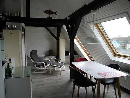 Individuelle Single-Wohnung über den Dächern von  Mönchengladbach-Eicken
