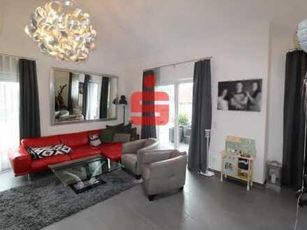 Exklusive Penthouse-Maisonette-Wohnung mit vielen Extras - nur drei Wohneinheiten