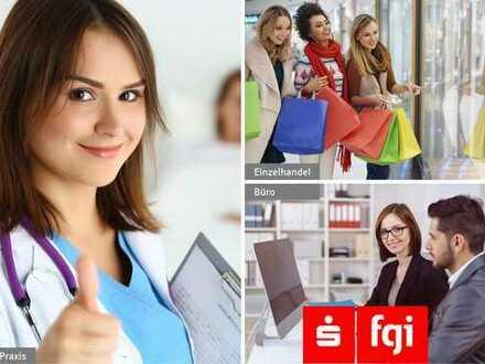Neubau! Büro-/Praxis- und Ladenflächen im Stadtkern von Göppingen