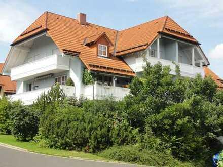 Schöne 2-Zimmer-Wohnung mit Terrasse, in sehr ruhiger Siedlung!