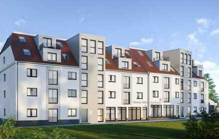 Stilvoll Wohnen. 3-Zimmerwohnung mit traumhafter Dachterasse