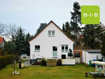 Besichtigung am 8.2. ab 12 Uhr möglich! Saniertes Einfamilienhaus in Schulzendorf