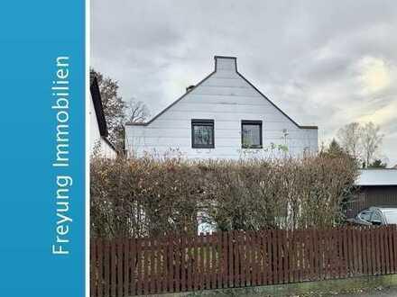 Kleines Einfamilienhaus am Hofberg!