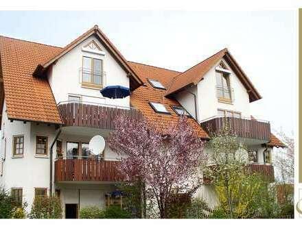 Wohnqualität in Bad Rappenau | 4 Zimmer-Galeriewohnung inkl. Balkon, 2 PKW-Stellplätze u.v.m.