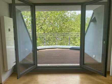 Geschmackvolle Maisonette-Wohnung mit vier Zimmern sowie Balkon und EBK in Bochum - Bochum-Ost
