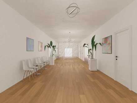 Hier entsteht Ihre neue Praxis - teilbar ab ca. 200 m²