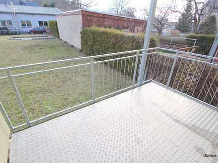 * Zentral * Familienfreundliche 3-Raum Wohnung mit Balkon & herrlichem Ausblick