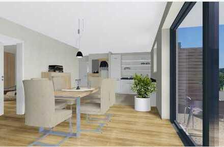 Erstbezug: moderne 3-Zimmer-Wohnung mit Balkon in Waldkirch