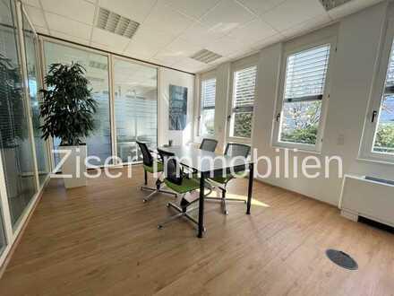 Schöne Erdgeschoss -Büroräume im  -Gewerbepark in Denzlingen-