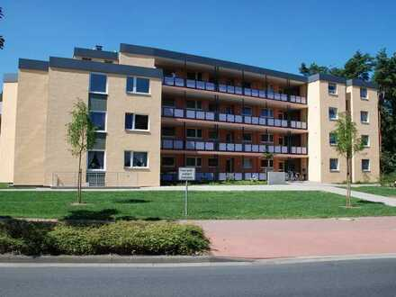 Schön geschnittene helle 3-Zimmer-Wohnung