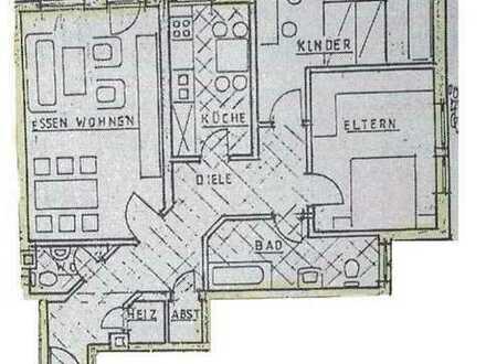 Schöne 3-Zimmer-Erdgeschosswohnung in Nickenich