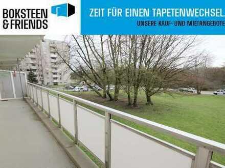 Bald saniert! Schöne Etagenwohnung in ehemaliger Opel-Siedlung!