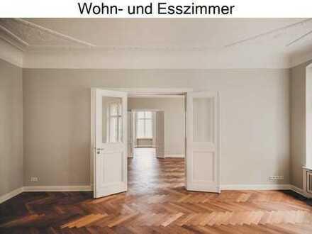 Belle Èpoque im Herzen von Charlottenburg - Mommsen & Wieland