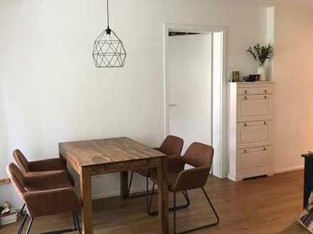 Neuwertige hochwertige 2-Raum-Wohnung mit Terrasse, Garten und Einbauküche in Heitersheim