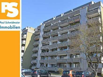 +++ Sonniger West-Balkon +++ super Grundriss +++ bezugsfrei +++
