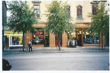 Geschäft/Büro im Zentrum von Bitterfeld